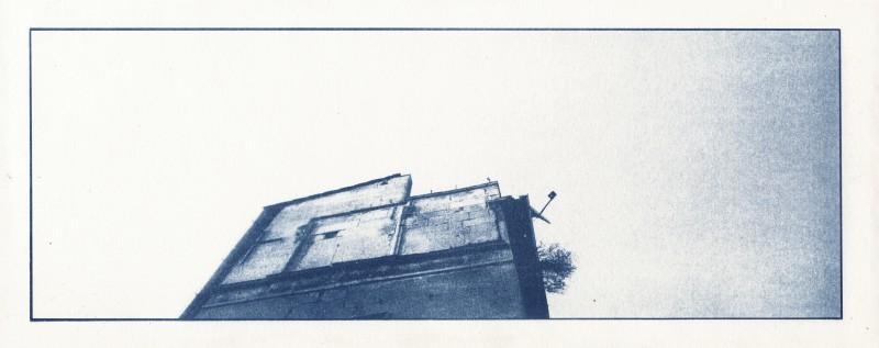09 vol d'oiseau 7 - arles - cyanotype