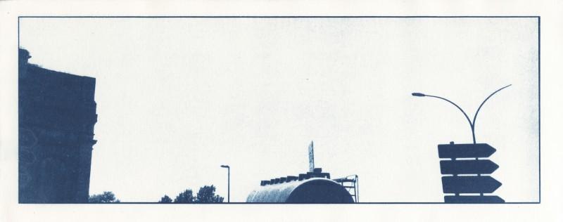 09 vol d'oiseau 2 - arles - cyanotype